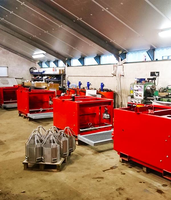 Landbouwmachines - KOBO Mechanisatie